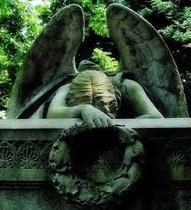 Greiving Garden Angel
