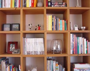 organizing clutter